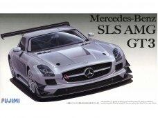 Fujimi - Mercedes Benz SLS AMG GT3, Scale: 1/24, 12569