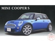 Fujimi - Mini Cooper S, 1/24, 12663