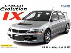 Fujimi - Mitsubishi Lancer EVO IX GSR, Scale: 1/24, 03918