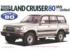 Fujimi - Toyota Land Cruiser 80 Van VX Limited, Scale: 1/24, 03795