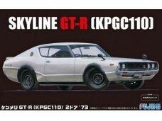 Fujimi - Nissan Skyline GT-R KPGC110, Mastelis: 1/24, 03926