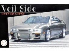 Fujimi - Nissan VeilSide Silvia S14 C-I Model, Mastelis: 1/24, 03988