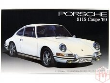 Fujimi - Porsche 911S Coupe '69, 1/24, 12668