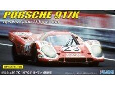 Fujimi - Porsche 917 K, Mastelis: 1/24, 12607