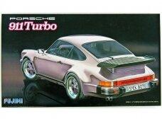 Fujimi - Porsche 911 Turbo, 1/24, 12643
