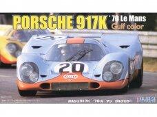 Fujimi - Porsche 917K '70 Le Mans Gulf Color, 1/24, 12613