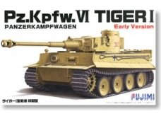 Fujimi - Pz.Kpfw.VI Tiger I Early Version, Mastelis: 1/72, 72234