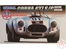 Fujimi - Shelby Cobra 427 S/C Racing Version 1965 USRRC Laguna Seca, 1/24, 12092