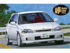 Fujimi - TOHGE-11 Honda Civic Type R 6gen. Mastelis: 1/24, 04601