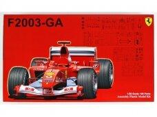 Fujimi - F2003-GA (Japan, Italy, Monaco, Spain GP), 1/20, 09209