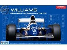 Fujimi - Williams FW16 San Marino GP 1994, Mastelis: 1/20, 09058