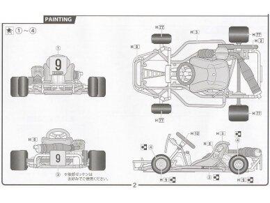 Fujimi - Ayrton Senna Kart 1981, Scale: 1/20, 09137 6