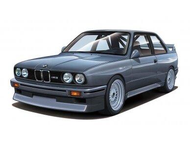Fujimi - BMW M3 E30, Mastelis: 1/24, 12572 2