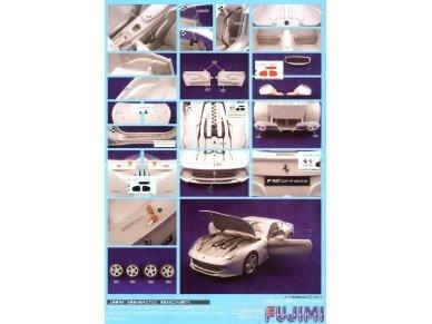 Fujimi - Ferrari F12 Berlinetta DX, 1/24, 12619 10