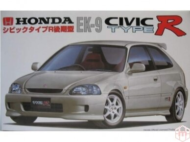 Fujimi - Honda Civic Type R 6gen. Mastelis: 1/24, 03503