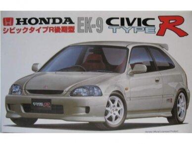 Fujimi - Honda Civic Type R 6gen. Scale: 1/24, 03503