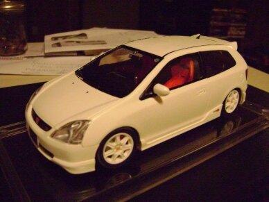 Fujimi - Honda Civic Type R, Scale: 1/24, 03539 4