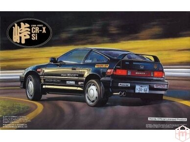 Fujimi - Honda CR-X Si, Scale: 1/24, 04592