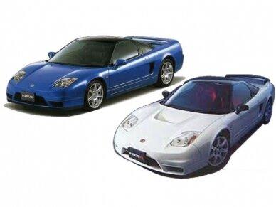Fujimi - Honda NSX/NSX-R, Mastelis: 1/24, 03960 2