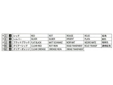 Fujimi - Honda Prelude 2.2Si VTEC, Mastelis: 1/24, 03991 5