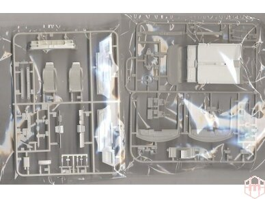 Fujimi - Honda Prelude 4WS, Mastelis: 1/24, 03815 3