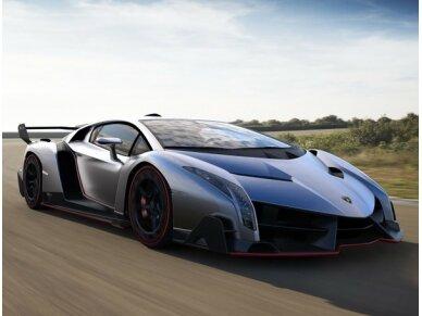 Fujimi - Lamborghini Veneno, Scale: 1/24, 12583 4