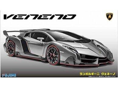 Fujimi - Lamborghini Veneno, Scale: 1/24, 12583