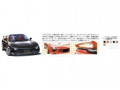 Fujimi - Mazda RX-7 (FD3S) A-Spec, Scale: 1/24, 03465 2