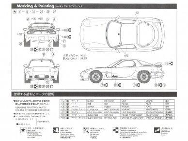 Fujimi - Mazda RX-7 (FD3S) A-Spec, Scale: 1/24, 03465 6