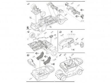 Fujimi - Mazda RX-7 (FD3S) A-Spec, Scale: 1/24, 03465 8