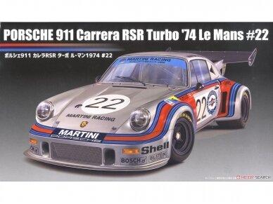 Fujimi - Porsche 911 Carrera RSR Turbo Le Mans 1974 #22, Mastelis: 1/24, 12648