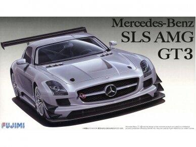 Fujimi - Mercedes Benz SLS AMG GT3, Mastelis: 1/24, 12569