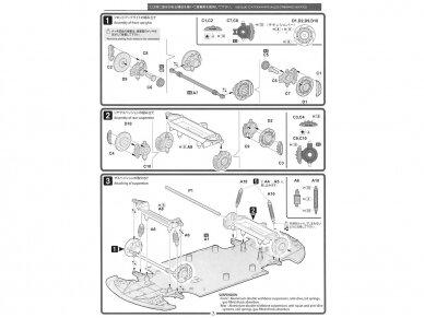 Fujimi - Mercedes Benz SLS AMG GT3, Mastelis: 1/24, 12569 9