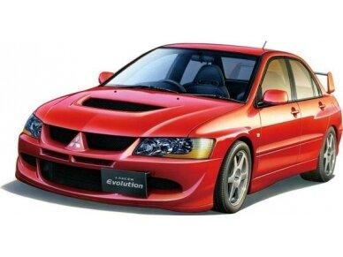 Fujimi - Mitsubishi Lancer Evolution VIII GSR, Mastelis: 1/24, 03924 2