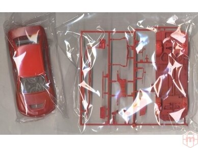 Fujimi - Mitsubishi Lancer Evolution VIII GSR, Scale: 1/24, 03924 4