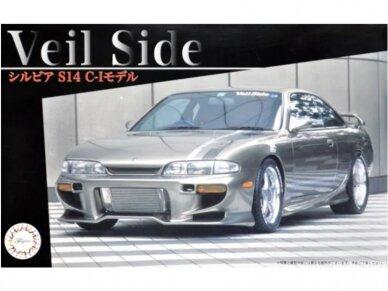 Fujimi - Nissan VeilSide Silvia S14 C-I Model, Scale: 1/24, 03988