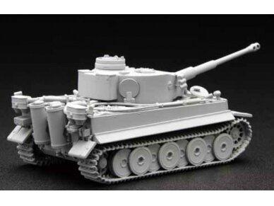 Fujimi - Pz.Kpfw.VI Tiger I Early Version, Mastelis: 1/72, 72234 3