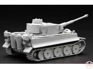Fujimi - Pz.Kpfw.VI Tiger I Early Version, Mastelis: 1/72, 72234 3