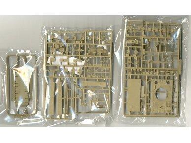 Fujimi - Pz.Kpfw.VI Tiger I Early Version, Mastelis: 1/72, 72234 5