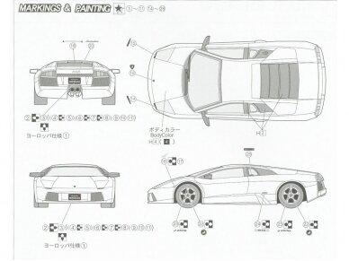 Fujimi - Lamborghini Murcielago, 1/24, 12196 8