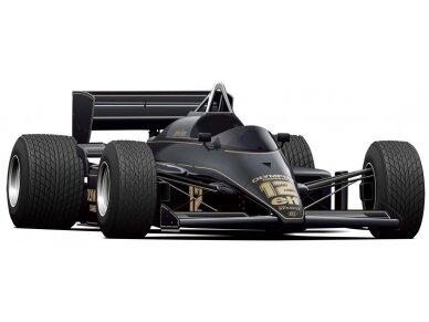 Fujimi - Team Lotus 97T Renault 1985, Scale: 1/20, 09195 2