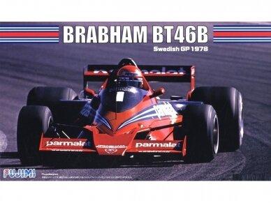 Fujimi - Brabham BT46B Sweden GP #1/#2, Mastelis: 1/20, 09203