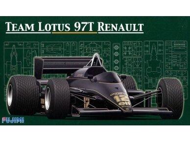 Fujimi - Team Lotus 97T Renault 1985, Scale: 1/20, 09195
