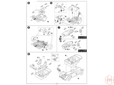 Fujimi - TOHGE-7 Honda Integra Type R '95, Mastelis: 1/24, 04599 7