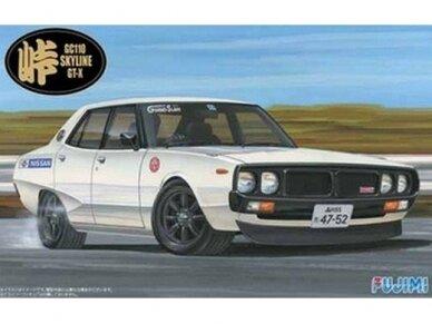 Fujimi - Tohge Nissan Skyline GT-X (GC110), Mastelis: 1/24, 04606