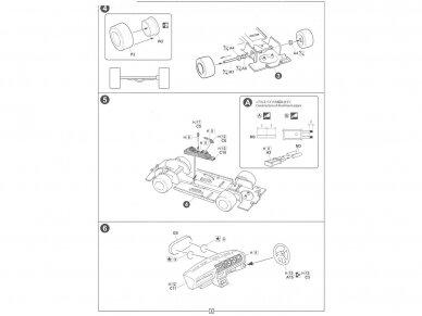 Fujimi - Tohge Nissan Skyline GT-X (GC110), Mastelis: 1/24, 04606 7