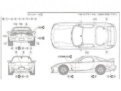 Fujimi - Mazda FD3S RX-7 Type RS, 1/24, 03942 3
