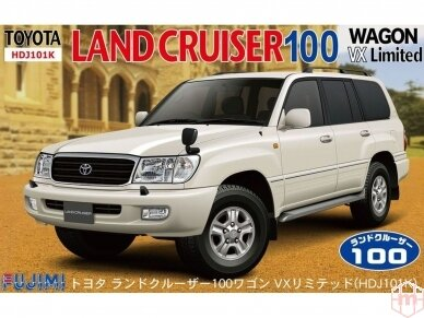 Fujimi - Toyota Land Cruiser 100 Wagon VX Limited, 1/24, 03800