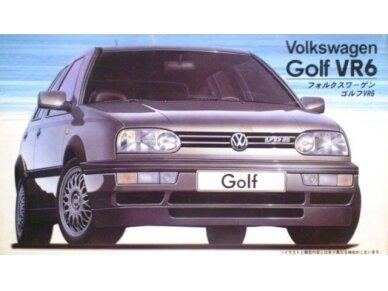 Fujimi - Volkswagen Golf 3 VR6, Mastelis: 1/24, 12093