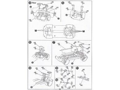 Fujimi - Volkswagen Golf GTI V, Mastelis: 1/24, 12315 6